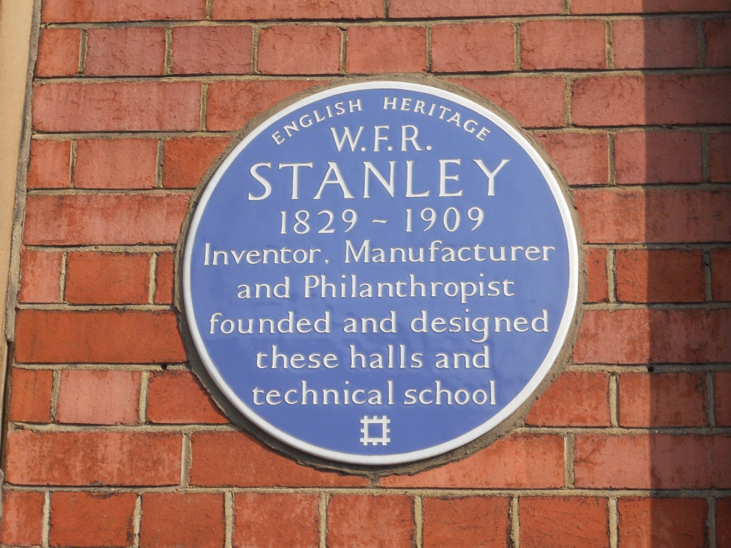 Stanley was always had more recognition in South Norwood and been more popular than