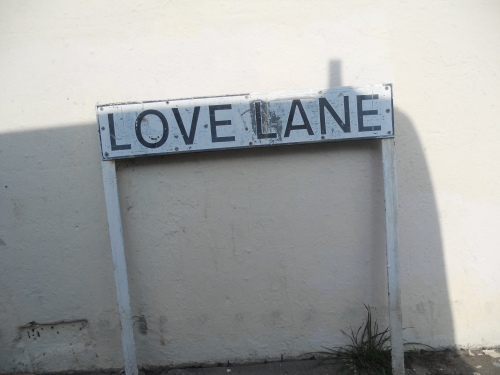 LOVE LANE - THE NEW HAIGHT ASHBURY
