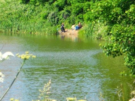 LONDON'S LAKE DISTRICT