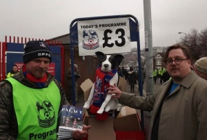 Helping to sell programmes