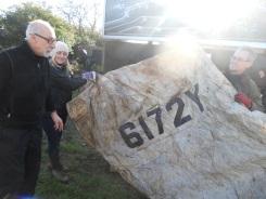 Zeppelin Wreckage, we relied