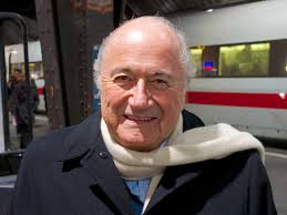 Sepp arriving to meet with SNTB